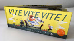 vue de détail du livre VITE VITE VITE